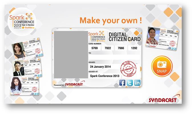 Digital Citizen Card